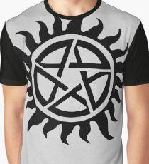 Supernatural Demon Possession Protection [BLACK] Graphic T-Shirt
