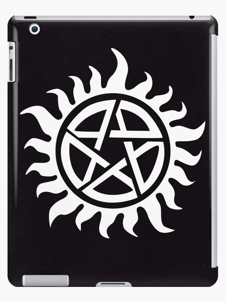 Supernatural Demon Possession Protection [WHITE] by Styl0