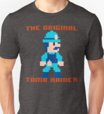 Super Pitfall Original Tomb Raider Unisex T-Shirt
