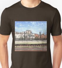 brooklyn subway station Unisex T-Shirt