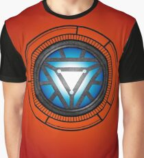 The Arc Reactor Graphic T-Shirt