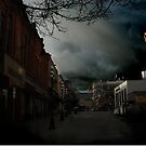 Storm over the City by ReadyMades