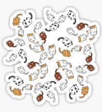 neko atsume cat party!! Sticker