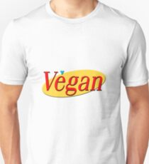 Seinfeld Vegan  Unisex T-Shirt
