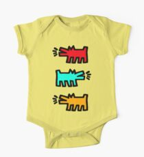 HARING One Piece - Short Sleeve