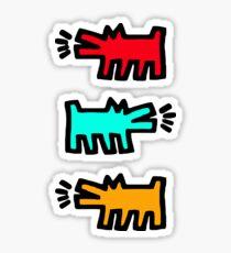 HARING Sticker