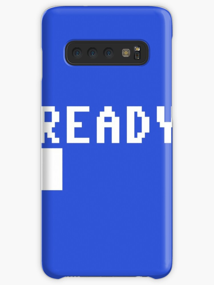 'Commodore 64 - C64 - Ready ' Case/Skin for Samsung Galaxy by FrozenLip