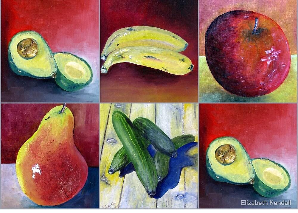 Healthy by Elizabeth Kendall