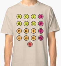 Standard Model of Physics Classic T-Shirt