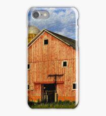 C33 Barn Four iPhone Case/Skin