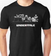 Undertale Family Unisex T-Shirt