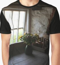 Potting Shed View Graphic T-Shirt