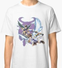 Kid Icarus Pit & Dark Pit Classic T-Shirt