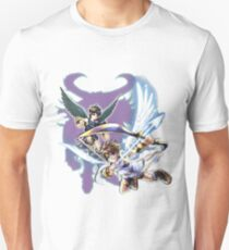 Kid Icarus Pit & Dunkle Grube Slim Fit T-Shirt