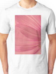 Pink Cosmo Petals Macro  Unisex T-Shirt