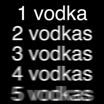 Vodka Logic  by LadyStormey
