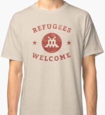 Refugees Welcome! Classic T-Shirt