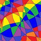 Rainbow swirl by tdhanshew