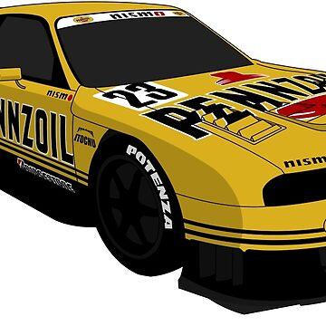 Pennzoil Nismo GTR by veyr0n