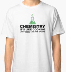 Camiseta clásica Humor divertido, humor de la ciencia