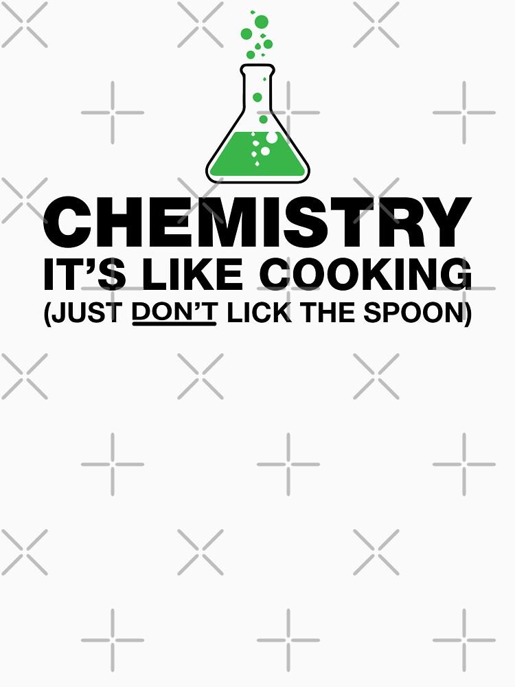 Lustige Chemie, Wissenschafts-Humor von lolotees