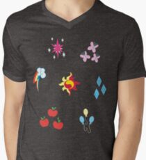 My little Pony - Elements of Harmony Cutie Mark Special V2 (Sunset Shimmer) T-Shirt