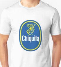 Chiquita Banana Logo Unisex T-Shirt