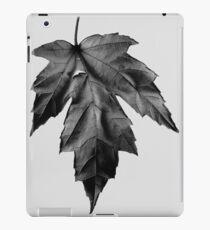 Monochrome Leaf iPad Case/Skin