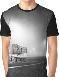 Shopping Cart Graphic T-Shirt