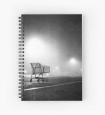 Shopping Cart Spiral Notebook