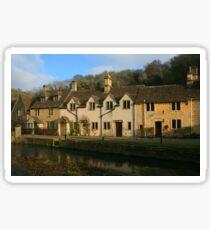 Bybrook Cottages Sticker