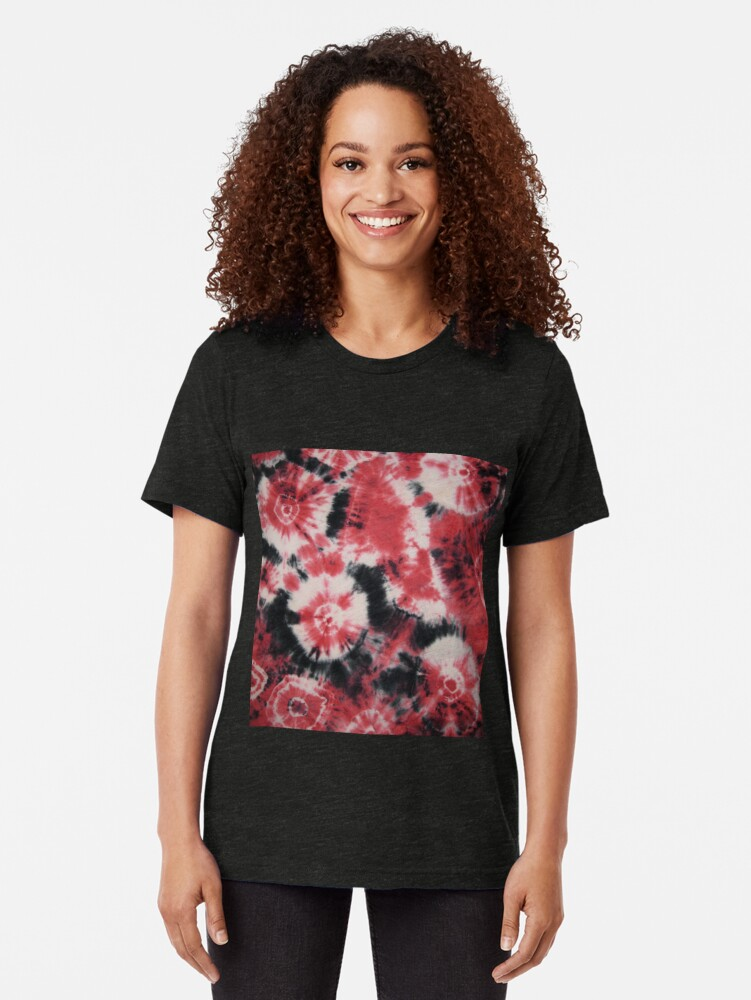 Alternative Ansicht von Tie Dye - DinamikTiDi Muster 2 Vintage T-Shirt