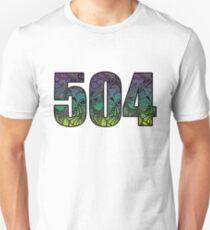 504 Doodle Unisex T-Shirt