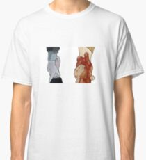 Frodo and Sam Holding Hands Classic T-Shirt