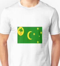 Cocos Islands Flag T-Shirt