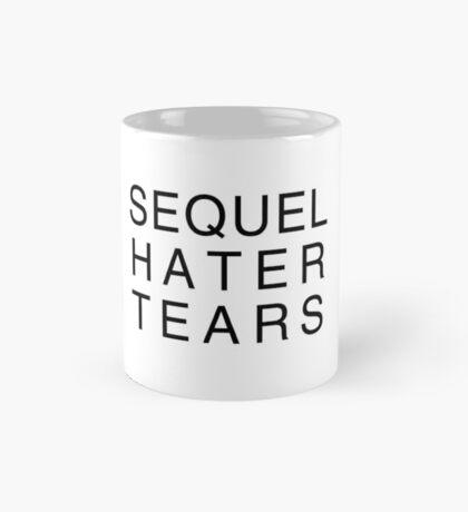 Sequel Hater Tears Mug