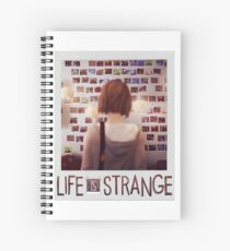 Life is strange Max Spiral Notebook
