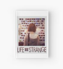 Life is strange Max Hardcover Journal
