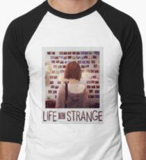 Life is strange Max Men's Baseball ¾ T-Shirt
