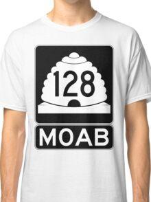 Utah 128 - Moab Classic T-Shirt