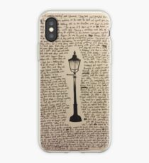 The Lamp Post iPhone Case