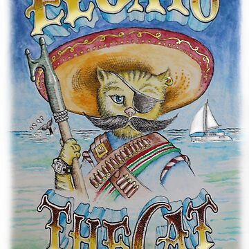 El Gato Technicolor by TigerFiSH