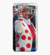 Boxing Day Tug of War - Knaresborough iPhone Case/Skin
