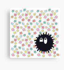 Goofy Soot Sprite Canvas Print