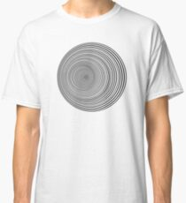 Psychedelic Whirlpool Classic T-Shirt