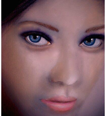 These Eyes.. Sticker
