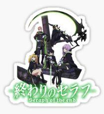 Owari No Seraph - Seraph Of The End  Sticker