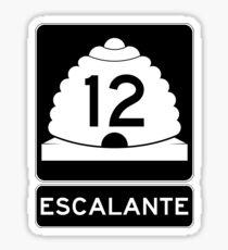 Utah 12 - Escalante Sticker