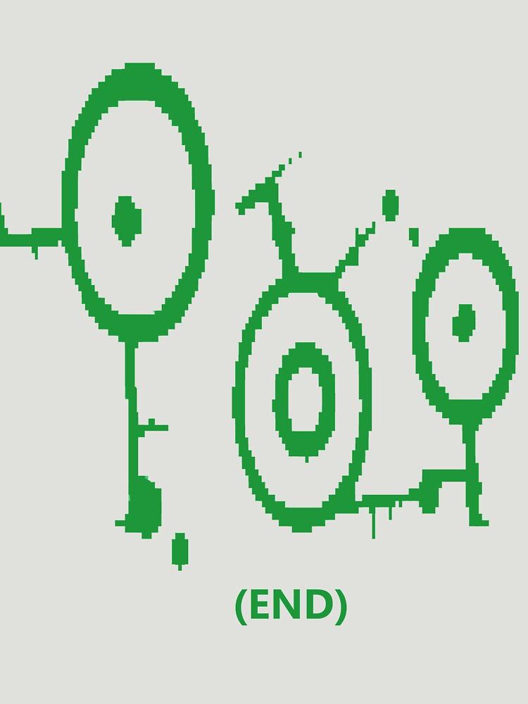 END by blackandnerdy