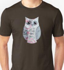 Floral Owl T-Shirt